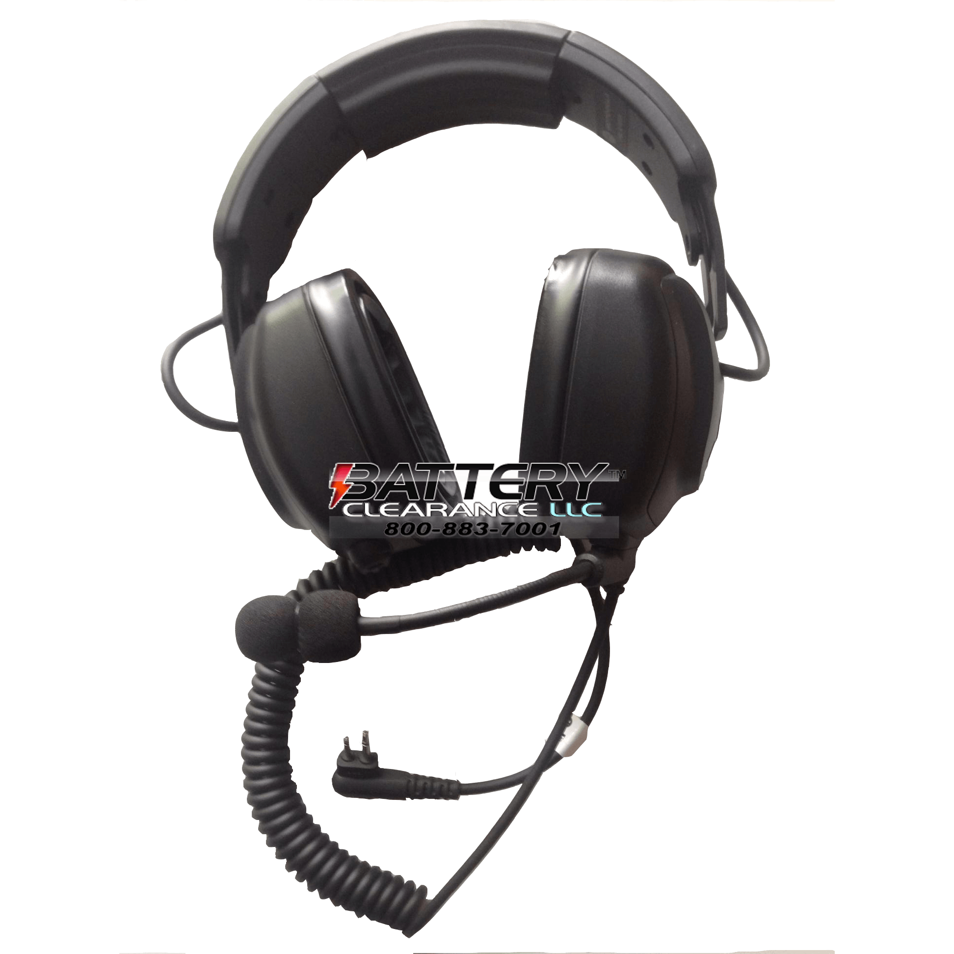 Motorola Pmln7468a Heavy Duty Headset