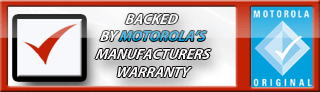 Motorola RLN5707A Battery Warranty