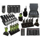 Two Way Radio Chargers and Conditioners
