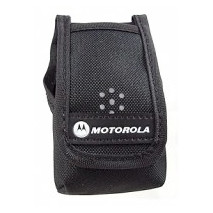 RLN5622: Motorola NYLON CARRY CASE WITH BELT LOOP RLN5622